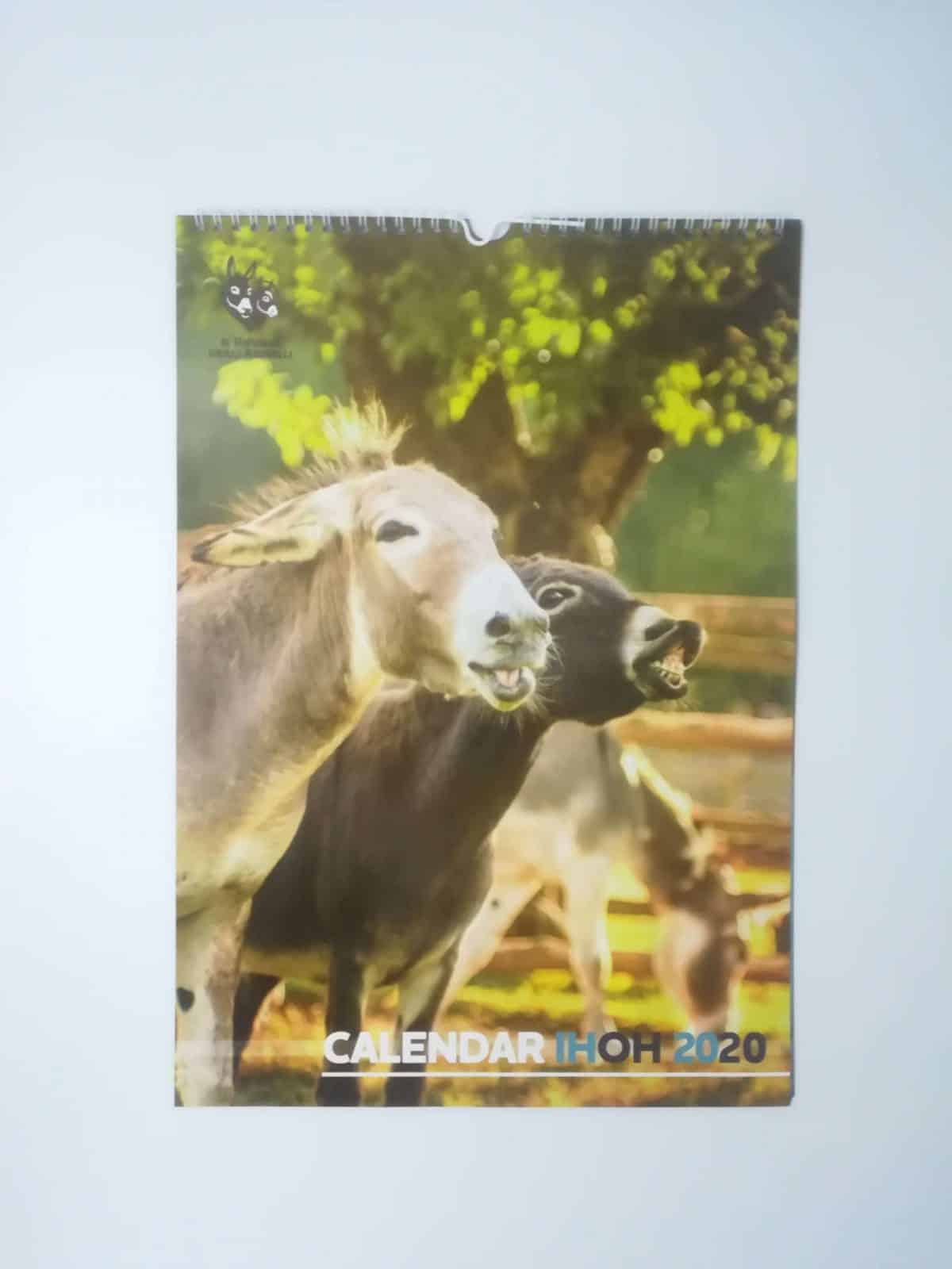 Il Rifugio Degli Asinelli Calendario.Calendario Da Parete