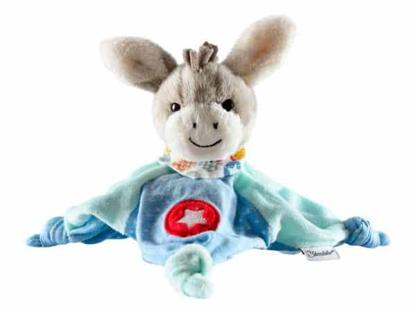 Blue donkey dou-dou- 26 cm