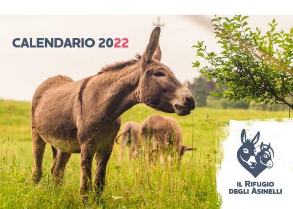 Calendario da tavolo 2022 Rifugio degli Asinelli
